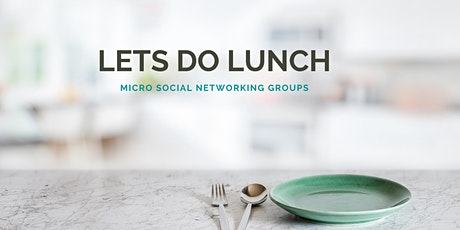 Micro Social Lunch tickets