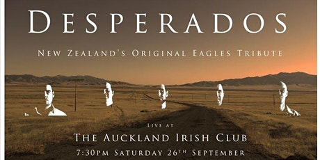 Eagles Tribute Band,  DESPERADOS tickets