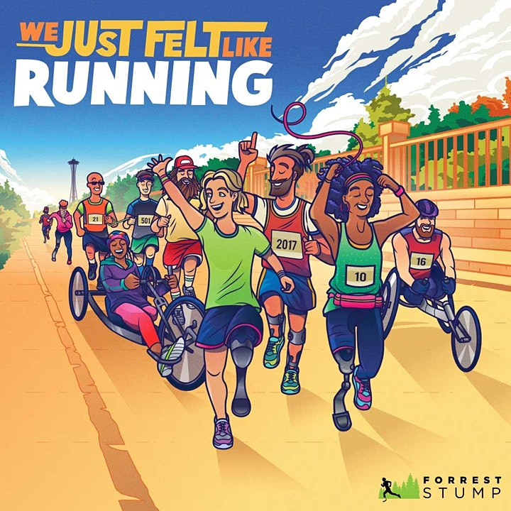 #WeJustFeltLikeRunning: A Virtual Race for Disability Rights image