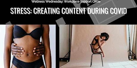 BIPOC Wellness Wednesday: STRESS SUPPORT GROUP tickets