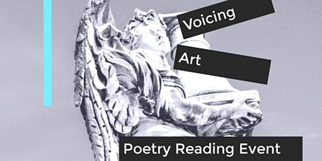 VIRTUAL ONLINE Voicing Art Poetry Reading: Shifting Sands tickets