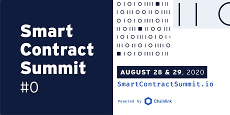 Smart Contract Summit #0 tickets