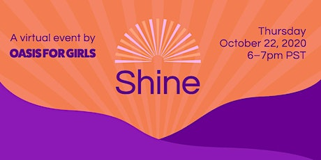 Oasis for Girls Shine Gala 2020 tickets