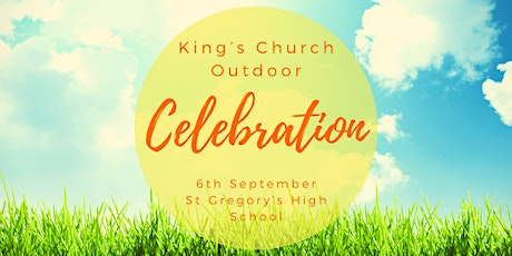 King's Outdoor Celebration tickets