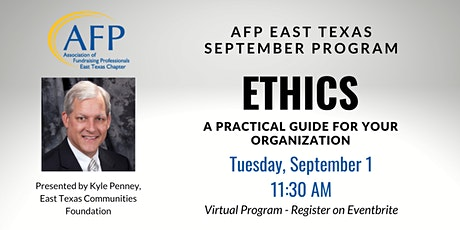 AFP East Texas September 1- Kyle Penney tickets