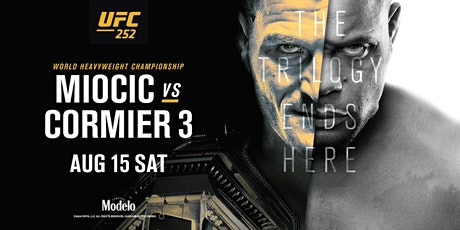 UFC 252 at The Sportsbar LIVE! tickets