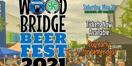 Woodbridge Beer Fest 2021 tickets