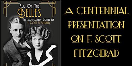 """""""All of the Belles"""": A Centennial Presentation on F. Scott Fitzgerald tickets"""
