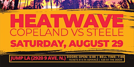 PPW Heatwave tickets