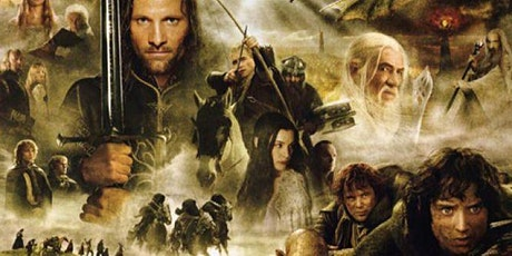 Lord of the Rings Trilogy  (BANK HOLIDAY) The Kingsway Open Air Cinema tickets