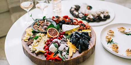 Holiday Themed Virtual Grazing Board Class + Charcuterie Box tickets