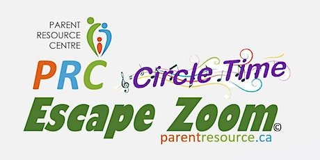 PRC Circle Time Zoom tickets