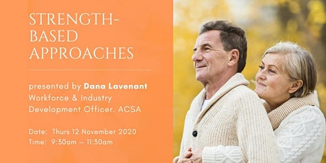 Strength-Based Approaches tickets