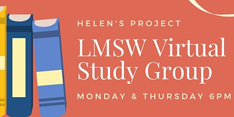 LMSW Virtual Study Group tickets