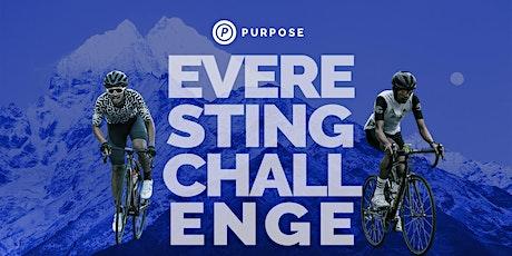 PURPOSE Everesting Challenge tickets