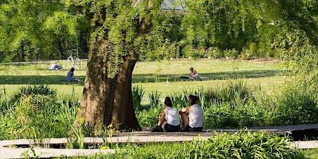 ANNULATION  /Balade botanique au bois de Vincennes tickets