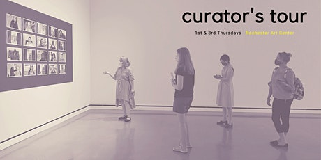 Curator's Tour: 1st & 3rd Thursdays tickets