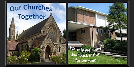 Sunday Service at All Saints Church, Kenley tickets