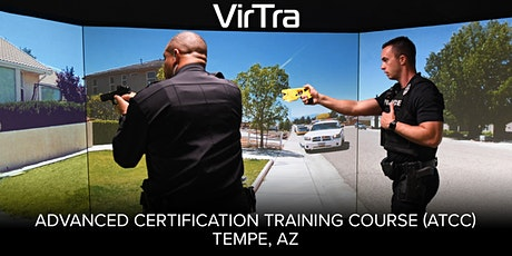VirTra Advanced Trainer Certification Course (ATCC) tickets