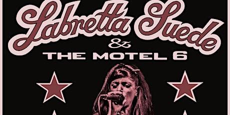 Labretta Suede & The Motel 6 - Auckland tickets
