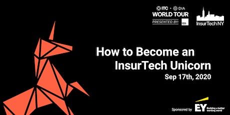 ITC x InsurTech NY: How to become an InsurTech Unicorn tickets