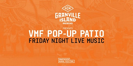 VMF POP-UP PATIO: Friday Night Live Music tickets