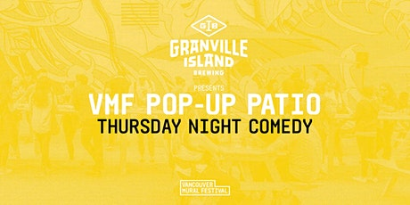 VMF POP-UP PATIO: Thursday Night Comedy tickets
