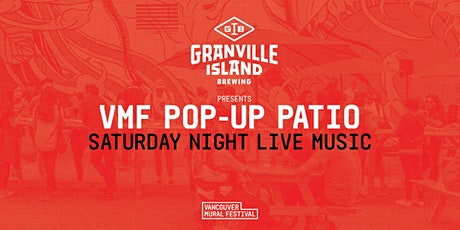 VMF POP-UP PATIO: Saturday Night Live Music tickets