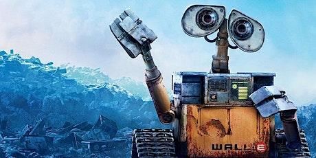 """Autocinema - película """"WALL-E"""" entradas"""
