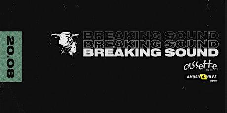 Breaking Sound NZ w/ Chris Bates, LAIIKA, Tom Verberne, Adam Snow, laura. tickets