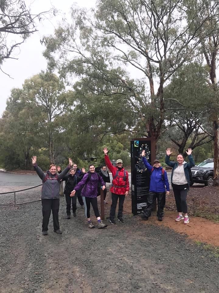 Women's ACT Free Meet Up Hike // Saturday 22nd May image
