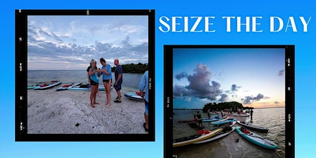 Sunset and Bioluminescent Paddle tickets