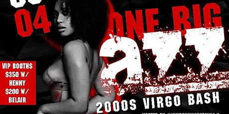 One Big AzZ 2000s Party tickets