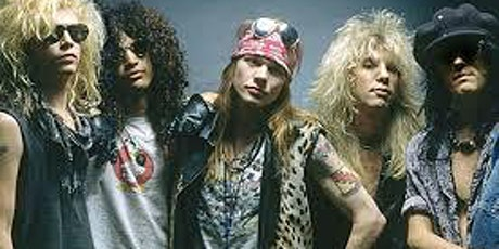 METALLICA, GUNS N ROSES & AC/DC - A HEAVY DJ TRIBUTE TO 3 OF THE GREATEST tickets