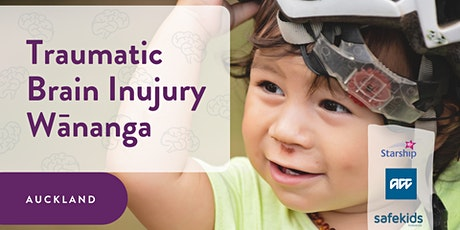 Traumatic Brain Injury Wānanga - Auckland tickets