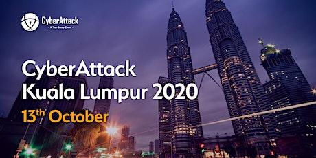 Cyber Attack Kuala Lumpur tickets