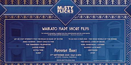 Premiere Night - Hamilton - Misty Flicks 2020 Short Film Festival tickets