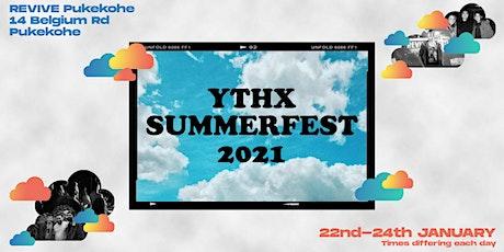 YTHX SummerFest 2021 tickets