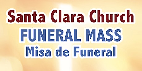 10:00am Funeral Mass: Teodora Alvarez Lopez tickets