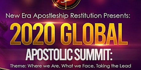 NEAR APOSTOLIC SUMMIT tickets