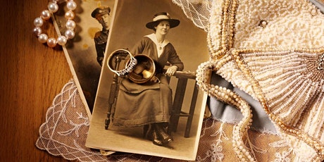 Preserving Family Heirlooms: Working with Photos, Letters and Textiles tickets