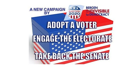 Adopt a Voter, Engage the Electorate, Take Back the Senate -Session 2 tickets