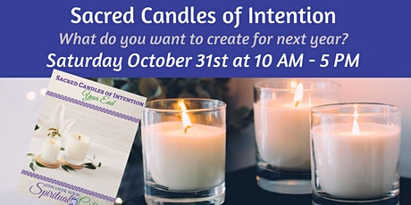 Sacred Candles of Intention tickets
