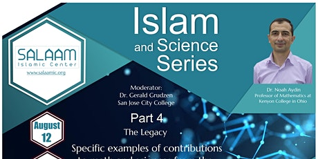 Islam and Science Series – The Legacy tickets