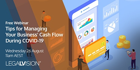 Tips for Managing Your Business' Cash Flow During COVID-19 tickets