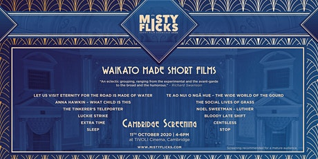 Cambridge - 2020 Misty Flicks Short Film Festival tickets