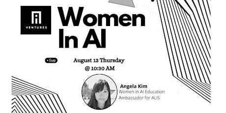 Women in AI Start-ups tickets