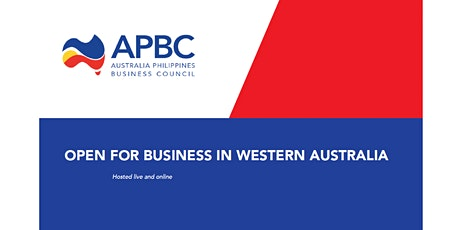 APBC Open  for Business in WA tickets