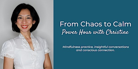 From Chaos to Calm with Christine- Toronto West Tickets