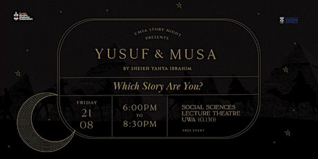 CMSA Story Night tickets